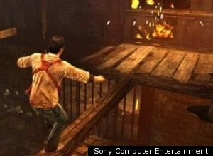 Uncharted Playstation Vita