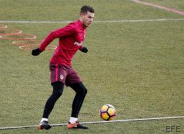 La Fiscalía pide siete meses de prisión para el jugador del Atlético de Madrid Lucas Hernández y seis para su pareja