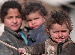 El bastión del ISIS en Siria se queda sin agua