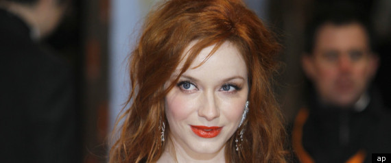 Christina Hendricks Childhood