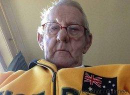 Weil er einsam war, schrieb ein Rentner diesen Post - jetzt kann er sich vor Freunden kaum retten