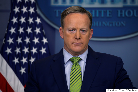 History Will Likely Not Be Kind To Sean Spicer