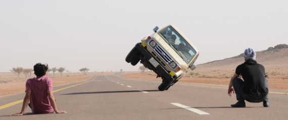 DRIFT IN SAUDI ARABIA