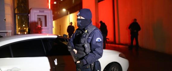 TURKEY POLICE