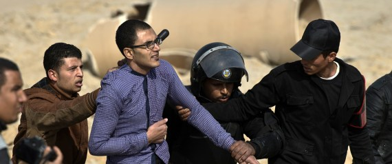 EGYPT ARRESTS