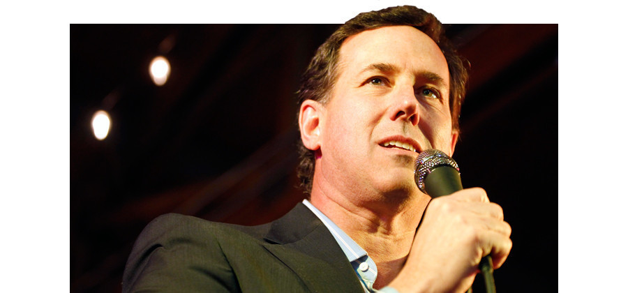 Is Santorum Pro Choice?
