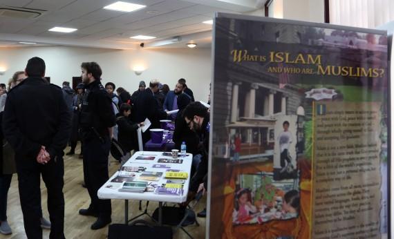 british mosques