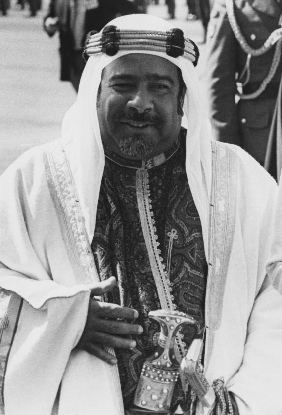 isa ibn khalifa