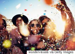 Fêtons nos 5 ans avec les chansons les plus festives de 2012!