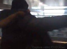 Deux journalistes agressés au palais de justice de Québec