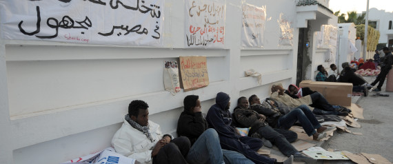 HUNGER STRIKE TUNISIA