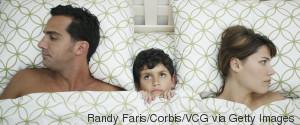 SON BED PARENTS STRESS