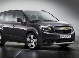 Rappel de voitures Chevrolet Orlando