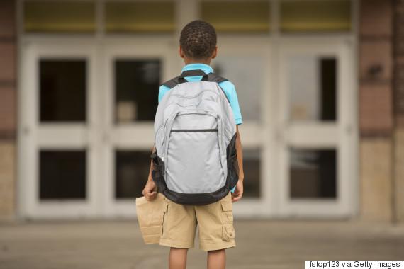 child school fear