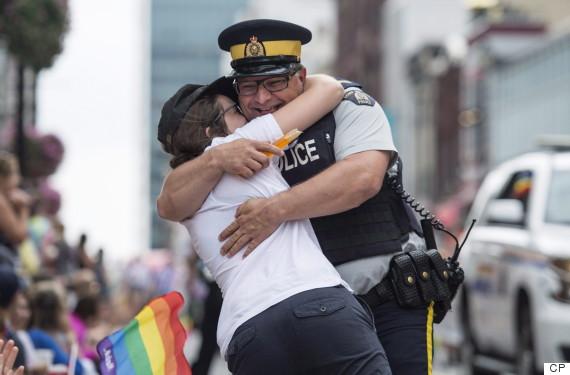 halifax pride police