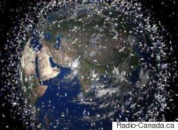 Le vidangeur spatial japonais est un échec