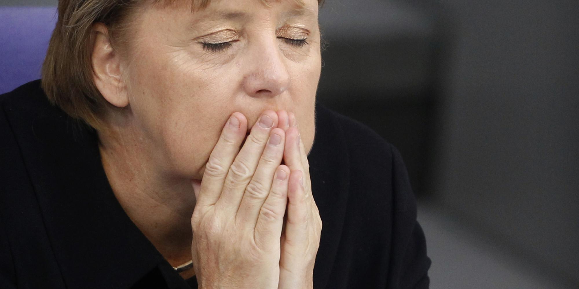 Merkel Fingernägel Bilder