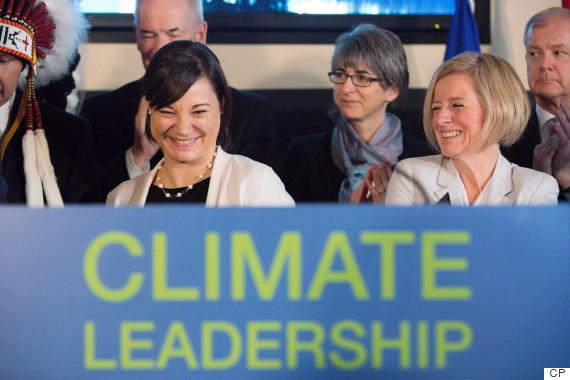 alberta climate change
