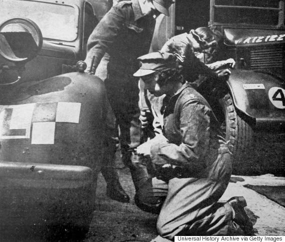 queen elizabeth world war 1944