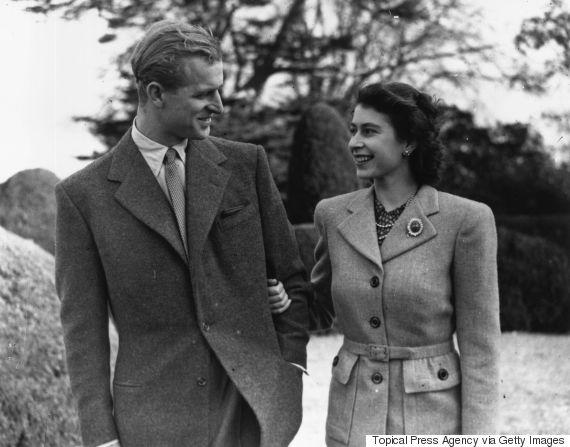queen elizabeth philip 1947