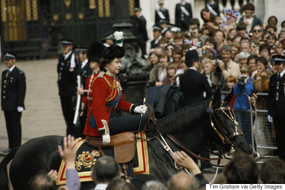 queen elizabeth june 1981