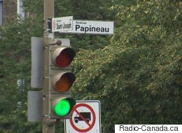 Le Plateau-Mont-Royal prêt à imposer une limite de 40 km/h sur ses rues artérielles