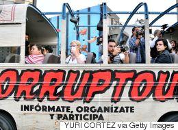 멕시코에 '부패 명소 투어'가 등장했다(사진)