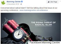 Tory Leadership Hopeful Slams 'Radical Islam' Talk At Conference