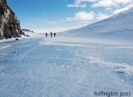 Wenn dieser fulminante Gletscher schmilzt, verändert sich die ganze Welt – es hat schon angefangen
