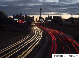Green Light Road Tolls To Get Toronto Moving Again