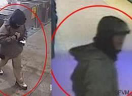Chasse à l'homme après qu'une femme a été atteinte par balle