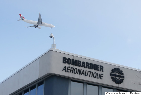 Canada Treads Softly with Bombardier Funding