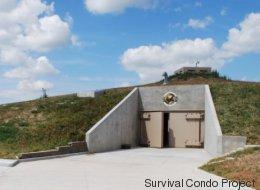 In diesen Bunker wollen Millionäre ziehen, falls die Welt untergeht – so sieht es darin aus