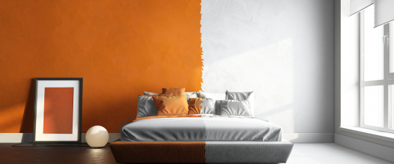 HOME COLOR WALL