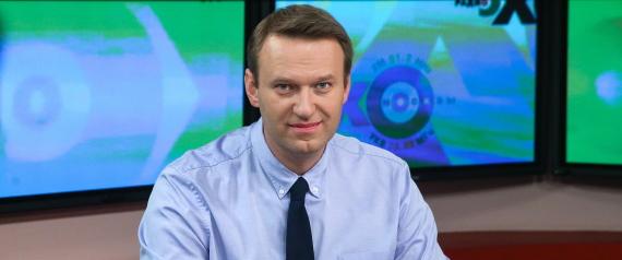 RUSSIAN OPPOSITION ALEXEI NAVALNY