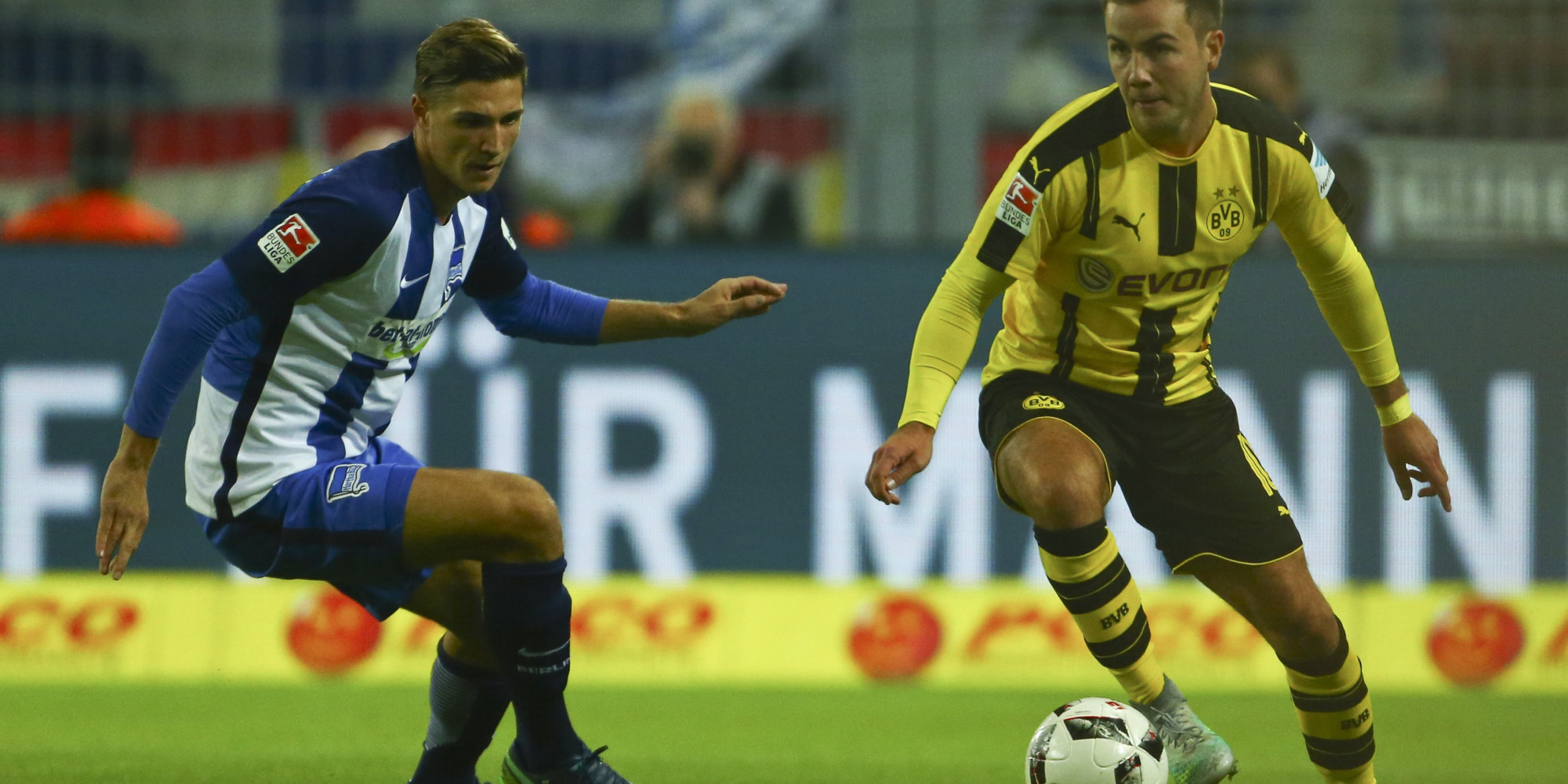 dortmund hertha stream