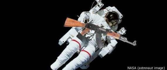Astronaut Gun