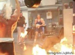 Ce bodybuilder est sans doute le plus fou d'Internet, il n'y qu'à voir son Instagram