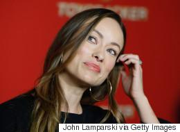 L'actrice Olivia Wilde affiche une nouvelle tête
