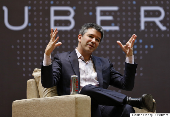 Arianna Huffington says Uber CEO Travis Kalanick has started meditating