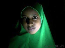 Los impactantes retratos de niños refugiados a los que Trump no aceptaría