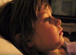 Eine 6-Jährige stirbt - kurz darauf finden die Eltern versteckte Botschaften im Haus - Video