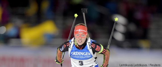 biathlon im live stream mixed staffel bei der wm online. Black Bedroom Furniture Sets. Home Design Ideas