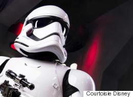 Les parcs thématiques Star Wars ouvriront en 2019