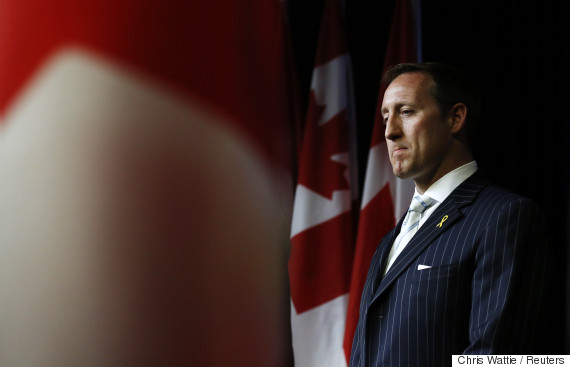 peter mackay defence