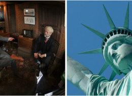 مصمم برج إيفل يملك شقة أعلاه.. وغرفة صغيرة داخل شعلة تمثال الحرية.. أماكن خفية بأشهر المعالم السياحية