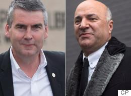 Nova Scotia Premier To Kevin O'Leary: Stick To Debating Tories, Bud