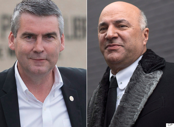 stephen mcneil kevin oleary