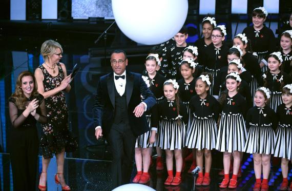 Sanremo 2017, a ruba il
