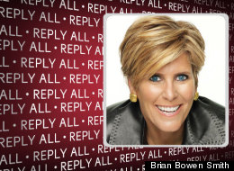 REPLY ALL: Suze Orman Dishes About Money, Love And What's In Her Fridge